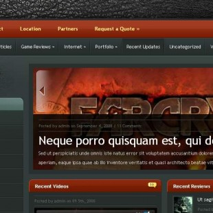 Best WordPress Themes For Gaming Websites
