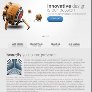 Nova Business WordPress Theme