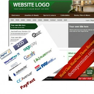 AuctionPress: Convert WordPress into Auction Website