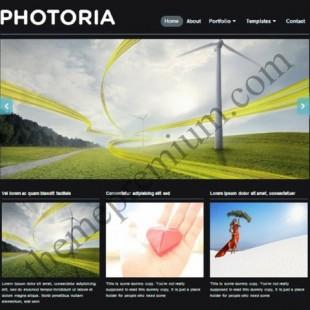 WPZOOM New Photography and Portfolio Theme Photoria