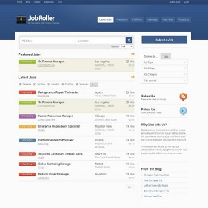 job-roller-wordpress-theme