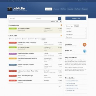 Create a Job Board With JobRoller WordPress Theme